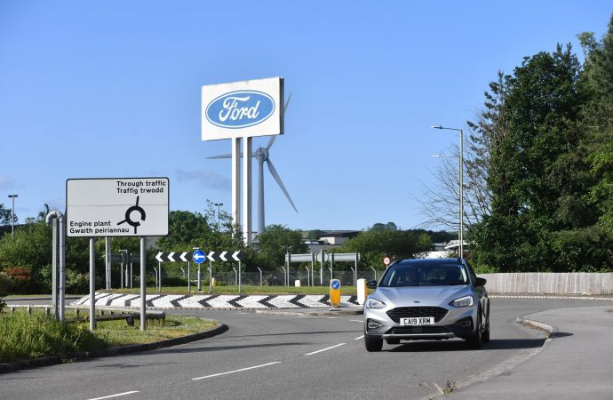 Ford Bridgend task force chairman named