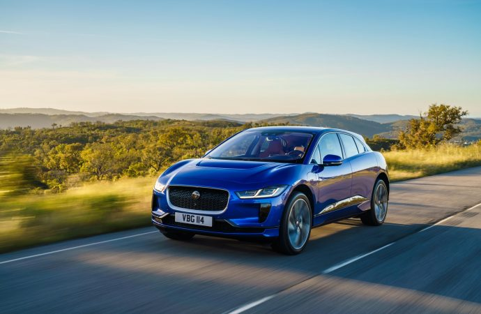 Jaguar recalls I-Pace over possible brake issue