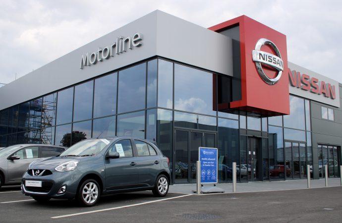 Motorline Nissan Reading creates jobs with new dealership