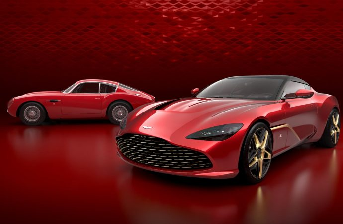 Aston Martin reveals more details about ultra-limited DBS Zagato