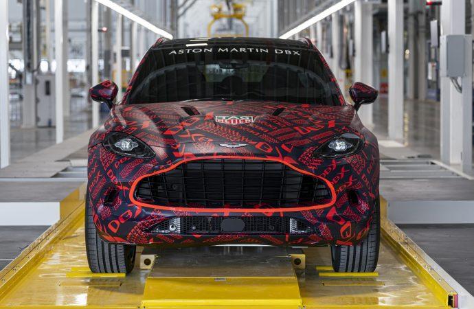 Aston Martin suffers £79m loss after £21m profit