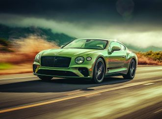 First Drive: Bentley Continental GT V8 Coupe – A nimble and agile sports car?