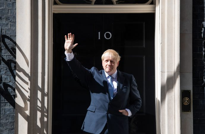 SMMT tells Boris Johnson: 'No-deal Brexit is simply not an option'