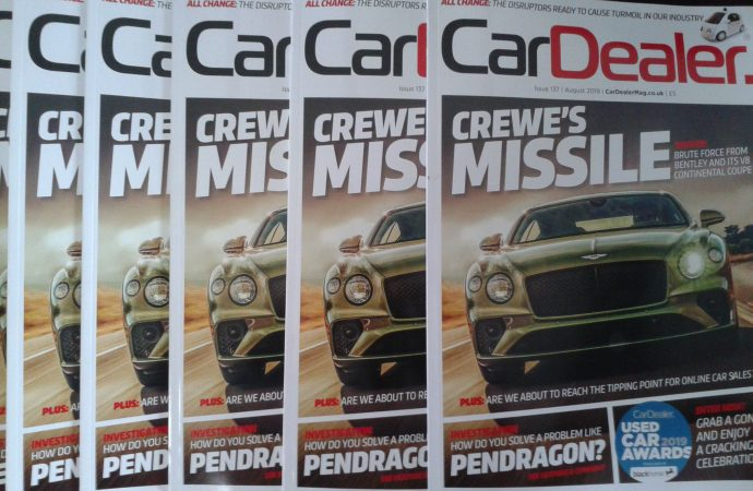 Read the ace August edition of Car Dealer Magazine online for just £1.99!