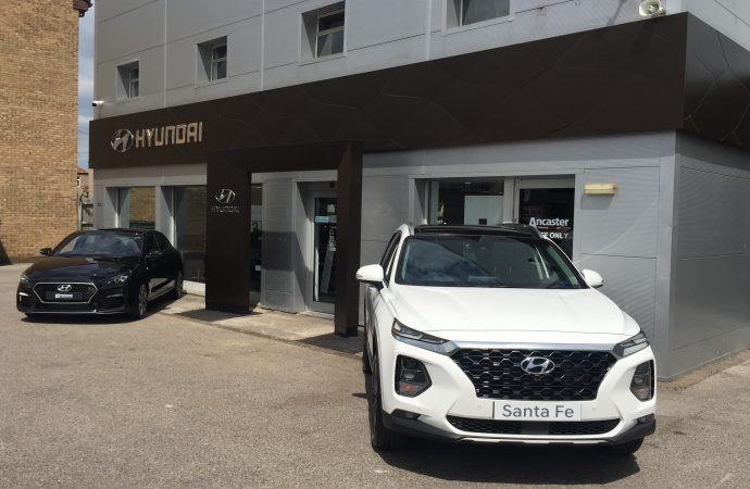 Ancaster Group opens new Hyundai dealership in Kent