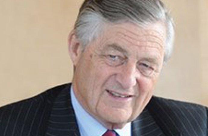 Tributes paid after death of Sir Michael Marshall