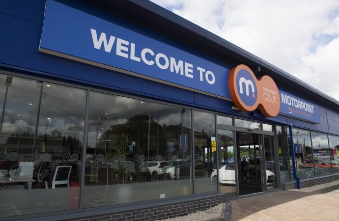 Motorpoint predicts one per cent revenue growth