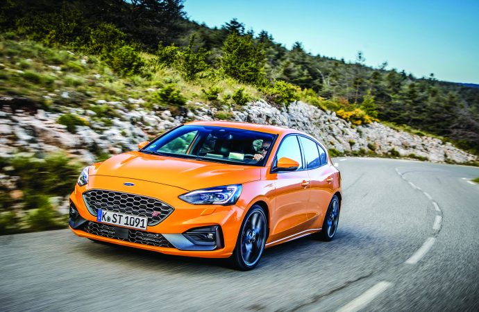 First Drive: Ford Focus ST –It's back! (But is it with a bang?)