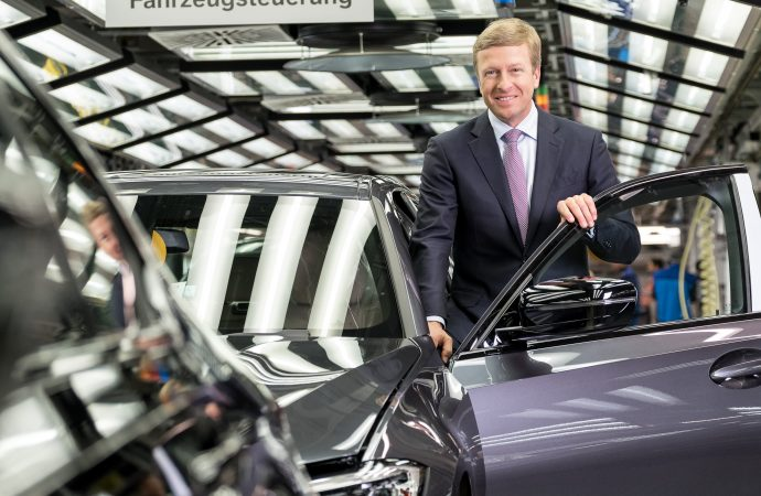 New boss of BMW 'will provide brand with fresh momentum'
