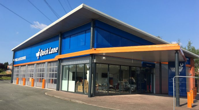 TrustFord invests in Quick Lane franchise as expansion planned