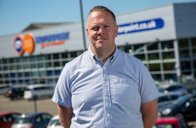 Motorpoint makes Richard new general manager for Birtley site