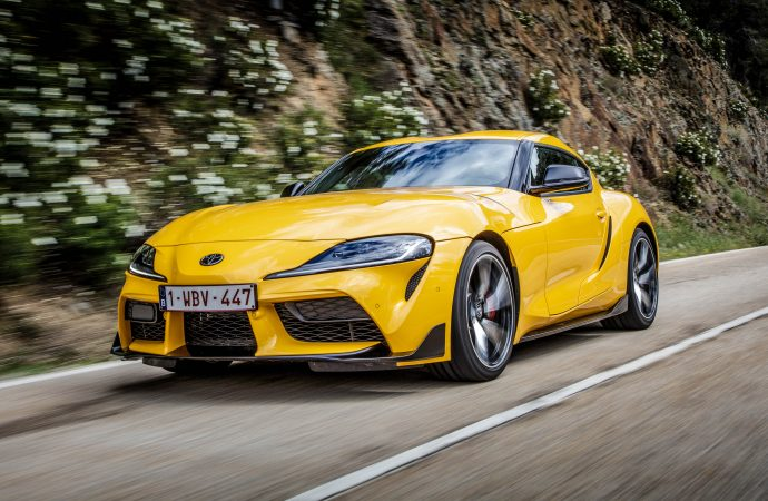 First Drive: Toyota Supra – A long-awaited revival of a much-loved sports car