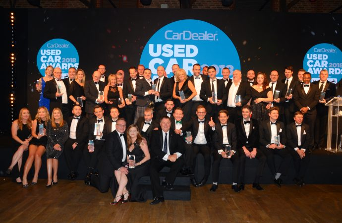 Nominate yourself for a Car Dealer Used Car Award here!