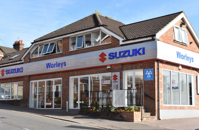 Worleys Garage opens Suzuki dealership in High Wycombe - Car