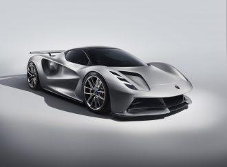 Lotus reveals £1.7m all-electric Evija hypercar