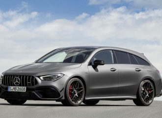 Mercedes-AMG launches all-new CLA45 S Shooting Brake