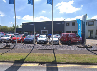 Peugeot dealer chairman steps aside after eight years in the role