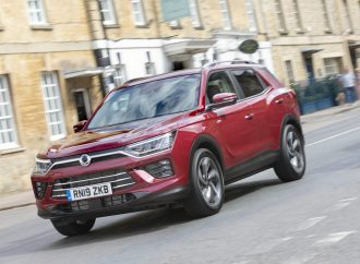 SsangYong launches all-new Korando