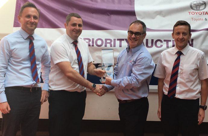 BCA Preston wins prestigious award for second year