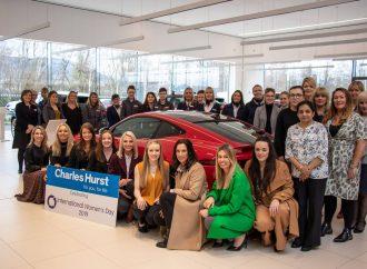 Charles Hurst Group drives gender diversity in Northern Irish automotive workplace