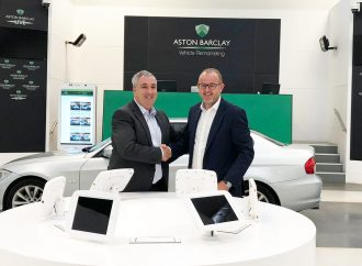 Aston Barclay appoints new group sales director
