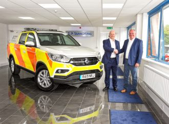 SsangYong supplies 32 Mussos to Highways England – and another dealership joins the family