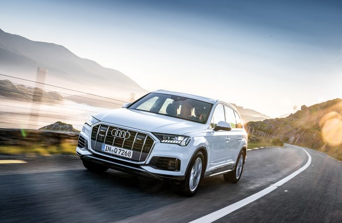 First Drive: Audi Q7 – still one of the best SUVs money can buy?