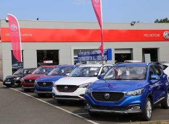 Richard Hardie extends MG's reach into Northumbria