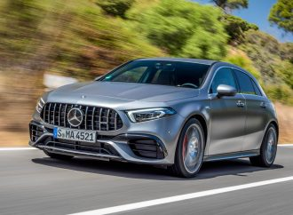 First Drive: The Mercedes-AMG A 45 S, a very talented car indeed