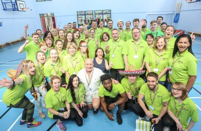 Chorley Group chairman gets ready for climb of his life to help youngsters