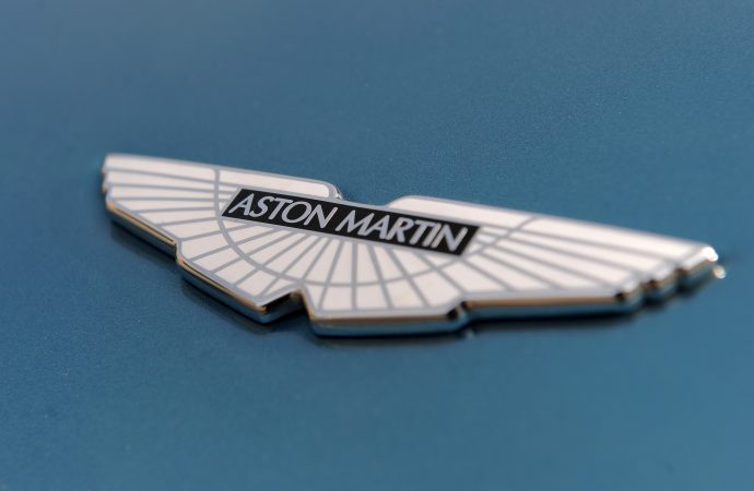 Aston Martin swings to loss after sales plunge