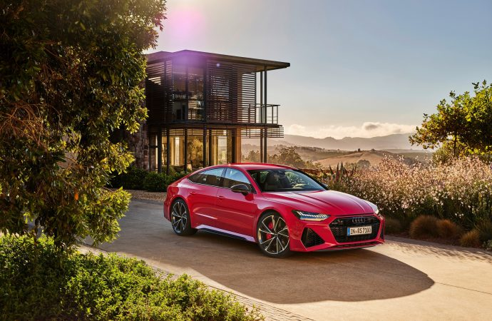 Frankfurt Motor Show 2019: All-new Audi RS 7 Sportback breaks cover
