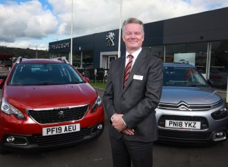 Perrys opens doors at new combined Peugeot and Citroen showroom
