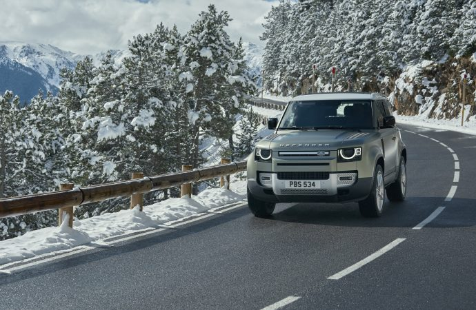 Frankfurt Motor Show 2019: Iconic Land Rover Defender returns