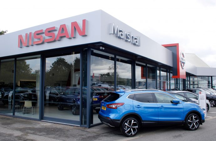 Marshall Group opens state-of-the-art Lincoln Nissan dealership