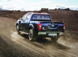 First Drive: Nissan Navara, a pick-up that's bang up-to-date