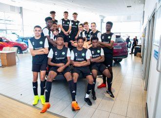 Northampton Nissan kits out Pioneers for new season