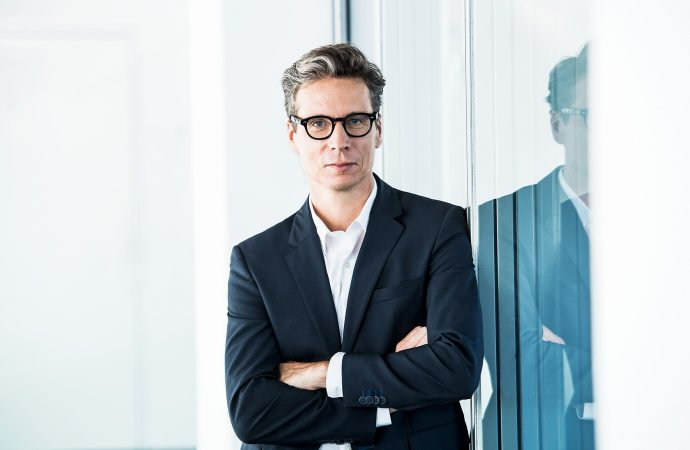 Patrick Marinoff is appointed managing director of Alpine