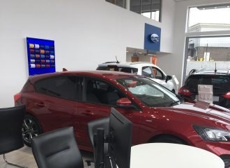 Jobs boost as Perrys opens £2m Ford dealership in Dover