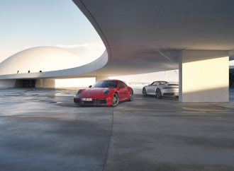 Carrera 4 joins ever-expanding Porsche 911 range