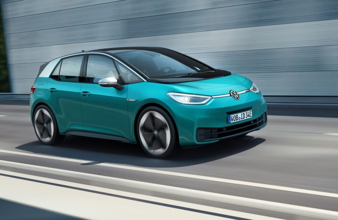 Frankfurt Motor Show 2019: Volkswagen ID.3 makes world debut
