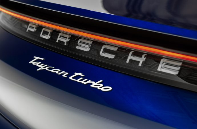 Elon Musk mocks Porsche for Taycan 'Turbo' badging