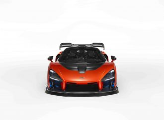 McLaren Senna recalled over engine issue