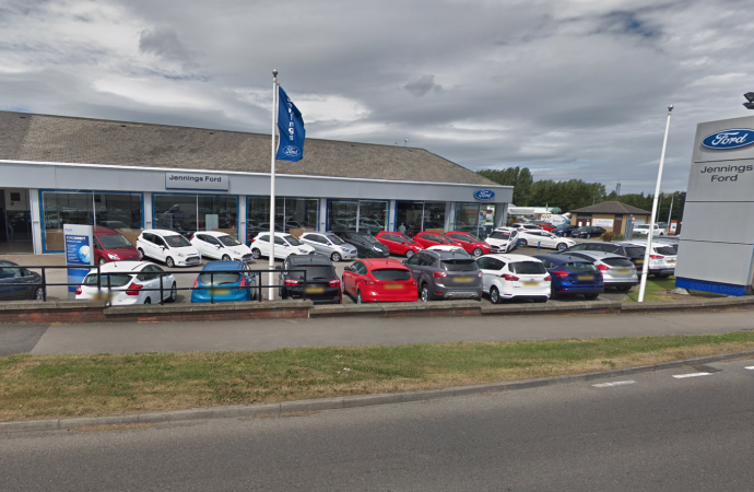 Staff and customers saddened as Ford dealership set to close