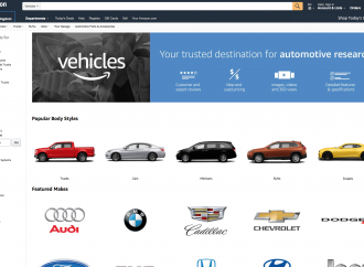 Amazon in detailed talks with car manufacturers to sell vehicles online