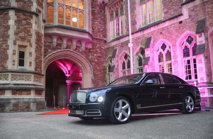 Bentley Bristol supports college bursary event in honour of founder