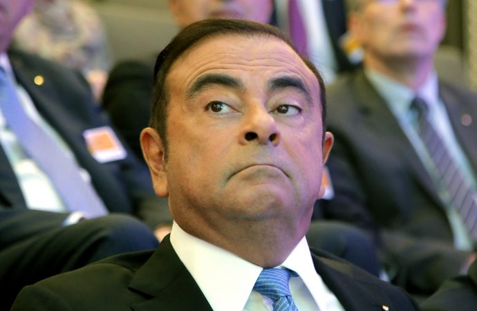 Carlos Ghosn's Japanese lawyer quits after client's flight to Lebanon