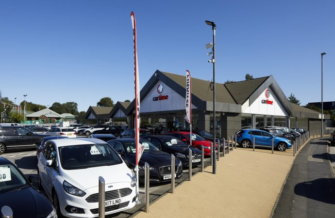 Boomtime for Cartime as sales exceed expectations at new branch