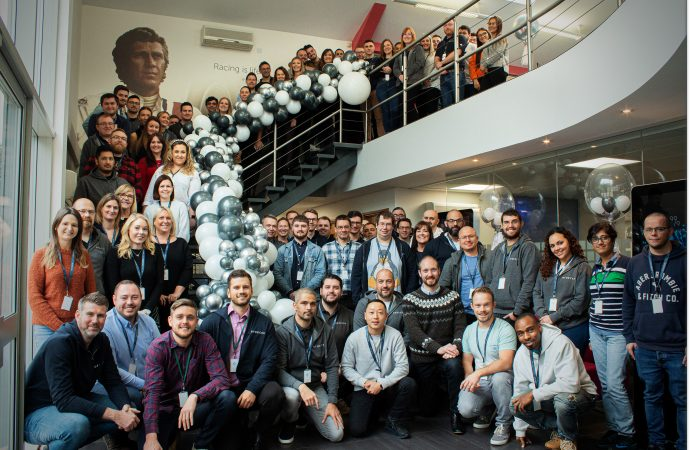 GForces celebrates 20th birthday with announcement of new platform to 'supercharge' marketing