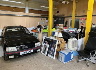 James Baggott: A lock-up and a cock-up! How  NOT to sell a classic car at auction